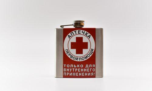 Blašķe (Аптечка)